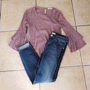 Size 3 skinny jeans